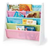 Book Rack in Pastel