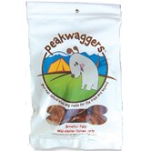Waggers Beef Jerky Dry Dog Food (4-oz Bag)