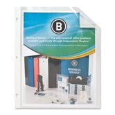 Business Source Sheet Protectors