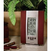 Wireless Cherry Thermometer &amp; Digital Clock