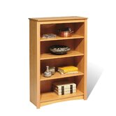 48&quot; H Sonoma Four Shelf Bookcase
