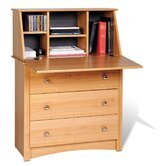 32&quot; W Sonoma Secretary Desk