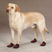 X-treme Weather Dog Boots in Red