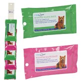 CQ Scented Dog Waste Bag Clip Strip in Assorted Colors