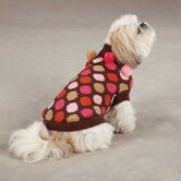 Spirit Polka Dot Dog Sweater