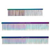 Greyhound Rainbow Pet Comb