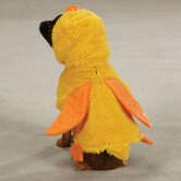 Quackers Duck Dog Costume in Yellow