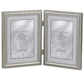 Hinged Double Vertical Picture Frame