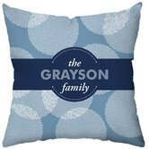 Personalized Make a Wish! Poly Cotton Throw Pillow