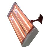 Double Electric Patio Heater