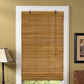 Venezia Flatstick Bamboo Roll-Up Blind in Spice