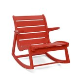 Ralph Rapson Rocker Low Back Chair