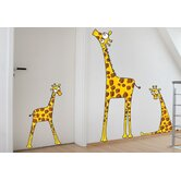 Ludo Giraffe Baby Boys Wall Decal
