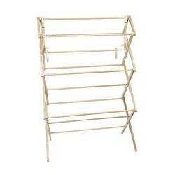 Madison Wood Clothes Dryer Rack & Reviews  Wayfair