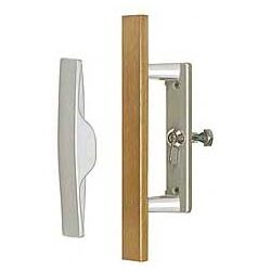 Glass replacement replacement latch for sliding glass door for Pgt 470 sliding glass doors