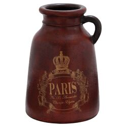 Terracotta Attractively Contemporary Jug in Red
