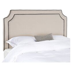 Dane Upholstered Headboard in Taupe