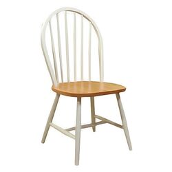 Blakeley Side Chair in White (Set of 2)