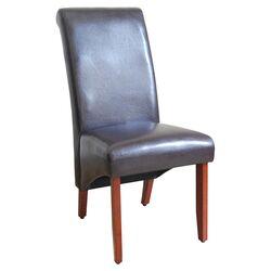 Roncador Parsons Chair in Espresso (Set of 2)