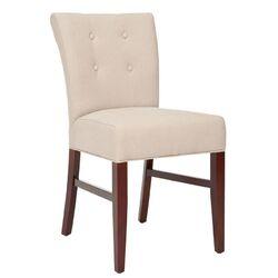 Grayson Side Chair in Beige (Set of 2)