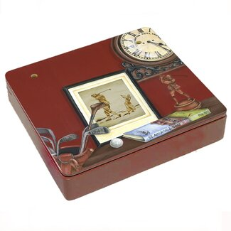 Lexington Studios Always Time For Golf II Decorative Storage Box