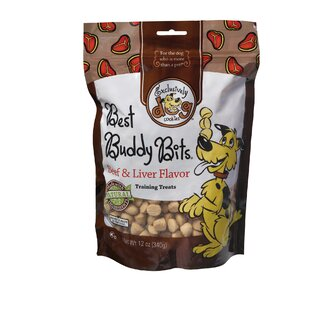 Exclusively Dog Best Buddy Bits Dog Treat
