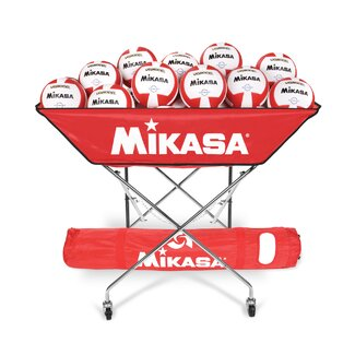 Mikasa Sports Hammock Style Ball Cart