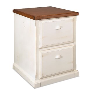 kathy ireland Home by Martin Furniture Southampton Oyster Two-Drawer File