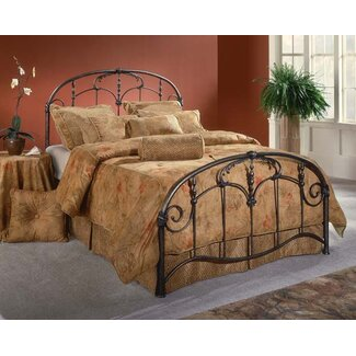 Hillsdale Furniture Jacqueline Metal Bed
