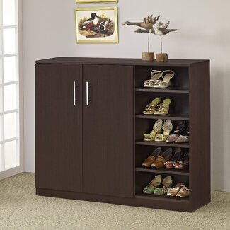Hokku Designs Grande Multi-Purpose and Shoe Cabinet