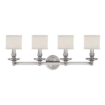 Capital Lighting Midtown 4 Light Bath Vanity Light