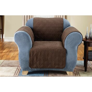 sure fit soft suede furniture friend chair cover reviews