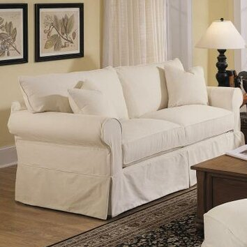 Klaussner Furniture Jenny Sofa Amp Reviews Wayfair