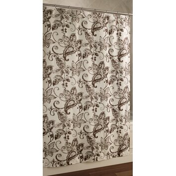 Mstyle Blossom Batik Polyester Shower Curtain Amp Reviews