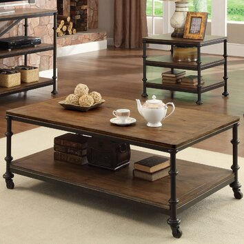 Riverside Furniture Camden Town Coffee Table Amp Reviews