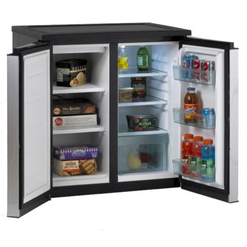 Avanti 5 5 Cu Ft Compact Refrigerator With Freezer