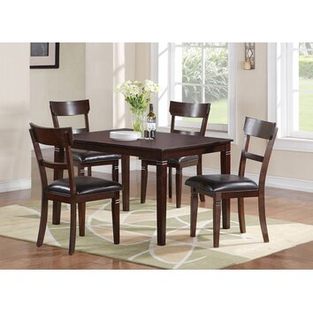 porter dining table wayfair. Black Bedroom Furniture Sets. Home Design Ideas