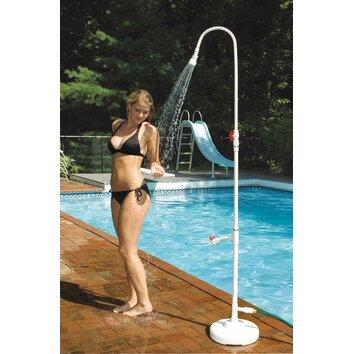 Swimline Pvc Outdoor Shower Amp Reviews Wayfair