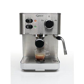 Capresso EC PRO Coffee/Espresso Maker & Reviews Wayfair