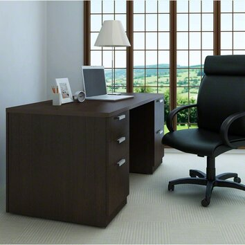 Steelcase Currency Founder Executive Desk amp Reviews Wayfair