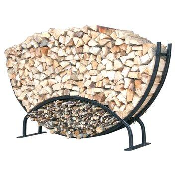 Shelterit Steel Firewood Rack I Amp Reviews Wayfair