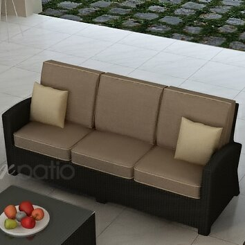Marvelous Sale Forever Patio Barbados Sofa Furpro051208 Ncnpc Chair Design For Home Ncnpcorg