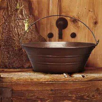 Bucket Bathroom Sink Wayfair
