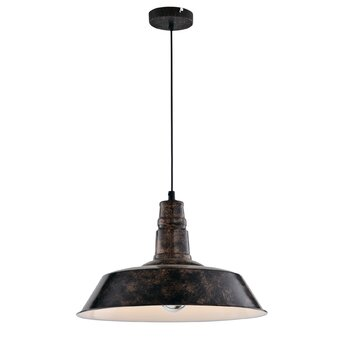 Industrial funnel pendant wayfair australia for Wayfair industrial lamp
