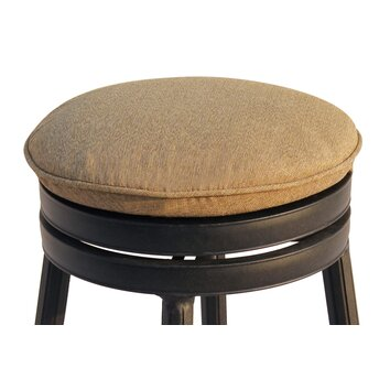 bar stool seat cushion wayfair