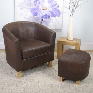Tub Chair Set Wayfair UK