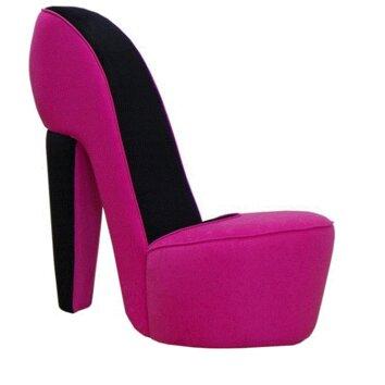 high heel shoe chair wayfair