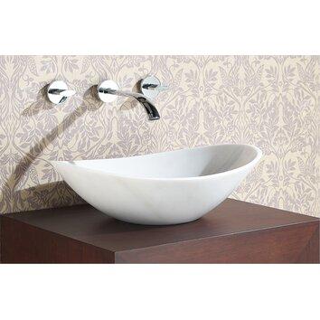 Oval Stone Vessel Bathroom Sink Home Improvement