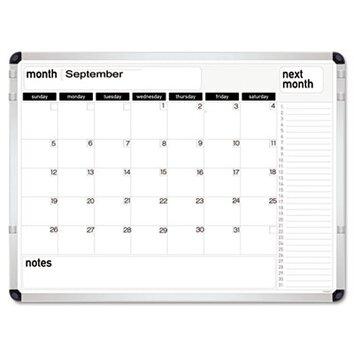 "The Board Dudes Perpetual Calendar Dry Erase Board, 23""W X 17""H"