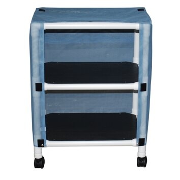 MJM International Echo Linen Cart with Cover